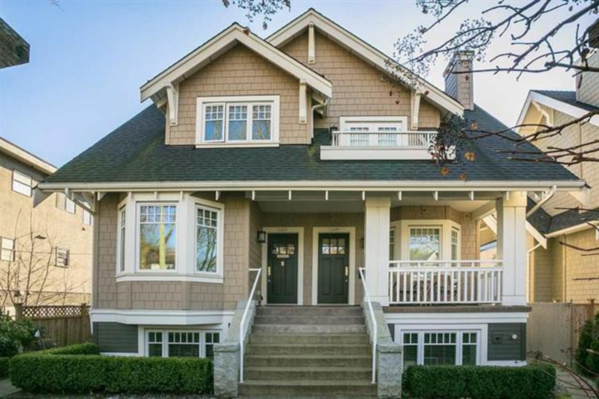 2416 W 8th, Kitsilano, Vancouver West